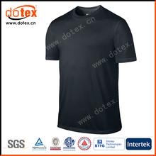 2015 wicking newest super soft fabric performance plain t shirts