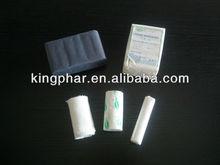 Dressing cotton bandage rolls