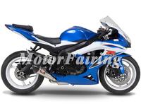 Cheap Fairing For suzuki gsxr750 fairing Kits gsxr 600 08-09 k8 ABS Fairing GSXR 600 For Sale