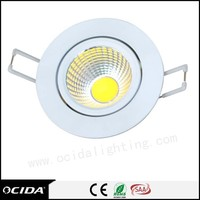 Top 3 LED Down light Factory Aluminium Die Casting 30W Cob LED Down Light with CE RoHS approved