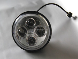 LED Round Head light lamp for Jeep Headlight