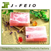 Beauty colors of luxury hotel soap