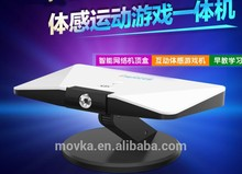 Hot selling android tv video game body motion game consoles