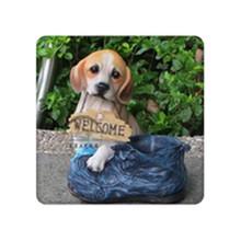 home decor wholesale figure dog for garden ornament