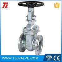 DIN stainless steel din f4 rising stem gate valve CE CER Water