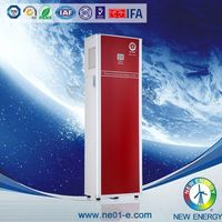 Monoblock air source water heater 500w water heater top heat pump factory