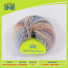 shanghai oeko tex quality roving wool factory shingmore bridge wholesale ab wool skein yarn for hand knitting