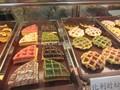 vitrine de padaria