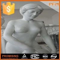 latest hot sale cheap well polished sexy nude woman figure sculpture