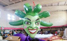 2015 green halloween inflatable