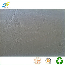 Embossed cheap price PVC leather for car seat