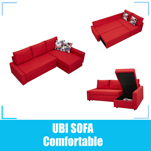 Promotion Corner Sofa Bed With Storage Buy Cheap Fabric