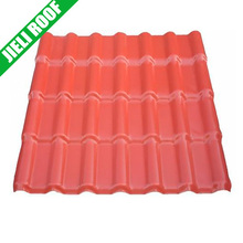 corrugated synthetic plastic tile roofing prices