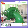 Hydro Power Electricity Generator Impulse Water Wheel Pelton Turbine Modern Turbine
