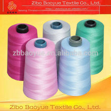industrial de poliéster hilo de coser