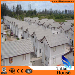 Anti-Seismic China Manufacture Low Cost Prefab House In Nepal