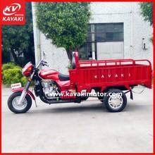 Popular 3 wheel cargo tricycle hot sale Hydraulic Self-dumping Three Wheel