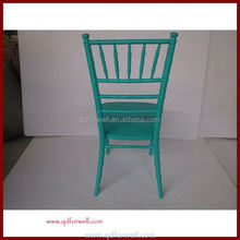 Non toxix finished good sale cheap rental iron banquet chair for outdoor