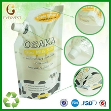 Cheap plastic bag packaged drinking water, bag water