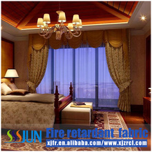 High-quality life with fireproof blackout curtain for hotel C70
