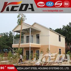 Prefab Beach House / Pre Built Homes 5693