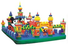 Most popular bouncy castle,inflatable castle,inflatable slide LY-073A