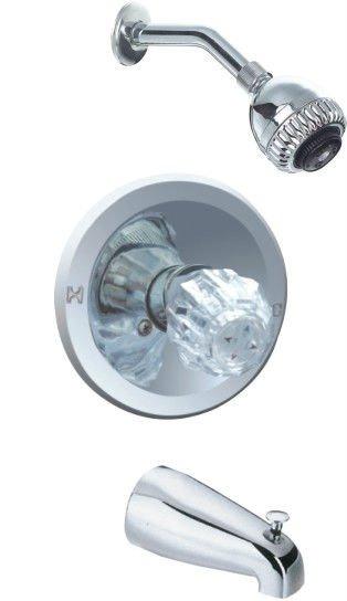 Faucet - Buy Single Handle Shower Faucet,Upc Shower Faucet,Three-piece ...