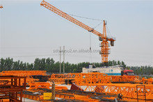New Topkit Tower Crane TC5610 with Overseas Engineers Available Reasonable Price Easy Installation Safty System