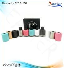 SS / Black / White / Tiffany Blue / Pink / gold / red mini Kennedy v2 rda