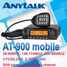 AT-900 50W ANI 2 TONE SCRAMBLER cb vehicle radio