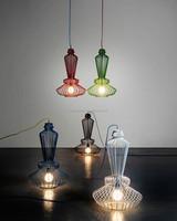 Decorative Colorful Wire Metal Pendant Light New Design Big Iron Hanging Pendant Lighting