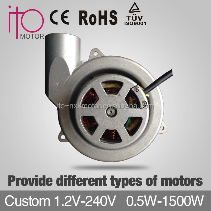 High Efficiency Vacuum Motor Heads Supplier Power High Rpm