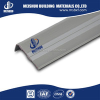 China Drilled Installation Skid Resistant Finished Metal Stair Tread Covers