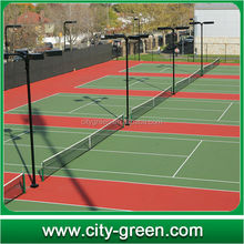 Portable Indoor Tennis Court Sports Flooring, Portable Removable Tennis Court