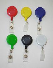 Cixi QIU YU plastic badge reel and yoyo / Easy to pull