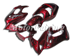 VTR1000F for honda VTR1000F 1997 1998 1999 2000 2001 2002 2003 2004 2005 vtr 1000 97-05 red vtr1000f fairing