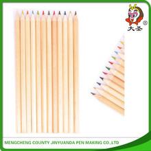Top sale high quality plush cow pencil case&color pencil
