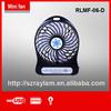 Portable Handy Fan with USB Mini window fan small fan for cars