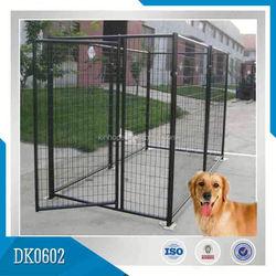 Direct From FactoryFine Price Galvanized Cheap Dog Kennel Outdoor