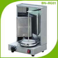 Outdoor commercial gas stainless steel bbq grill, doner kebab machine for doner kebab machine