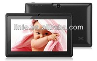 Best Low Price! 7 Inch Tablet Pc With Android Tablet A23 Hd:800*480 512MB/4GB Dual Core