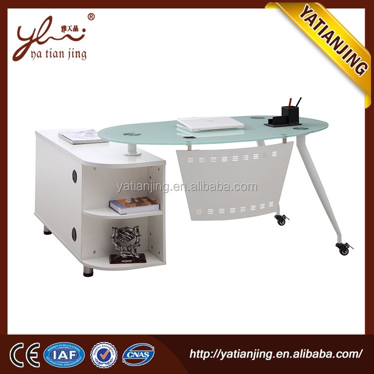 2015 chinese factory price new design office table modern
