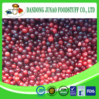 Cooking fresh frozen lingonberry
