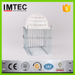 ningbo supplier Best Price metals ironware aluminium bird cage