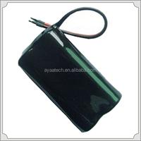 7.4V 2.2AH 18650 2S1P Li-ion battery pack