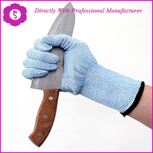 YIBOLI Manufacture Factory outlet slip resistance impact protection anti cutting gloves
