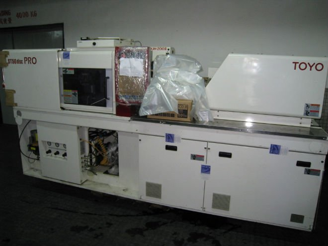 toyo injection molding machine