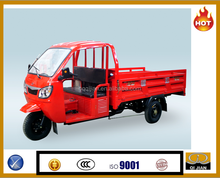 Powerful China cargo tricycle with cabin