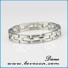 new product all magnetic bio health energy bracelet stainless steel jewelry bracelets