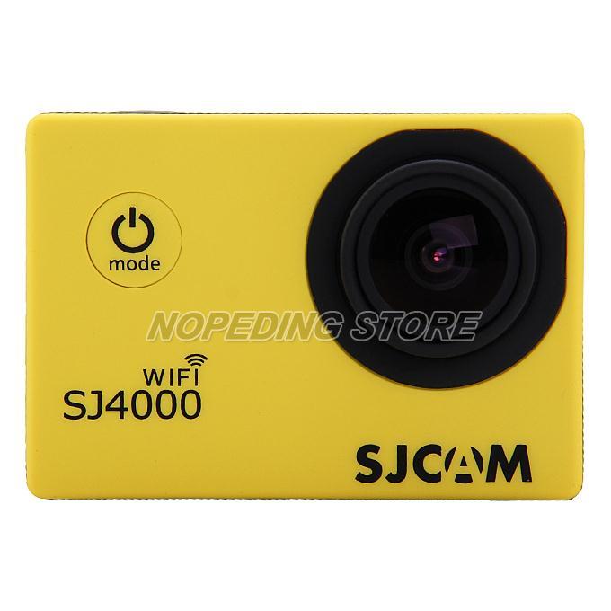 Original SJCAM SJ4000 WIFI Action Camera Diving 30M Waterproof Camera 1080P